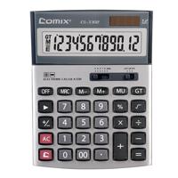 齐心外销 CS-3302 桌面计算器12位