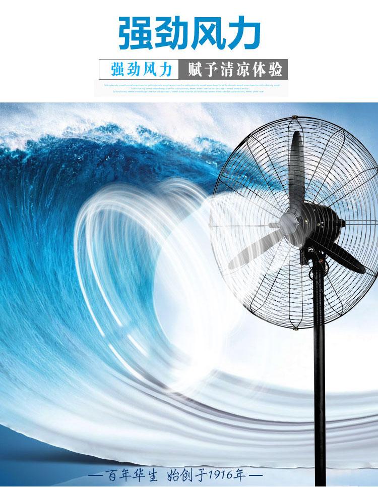 华生fl65-a 工业落地扇/电风扇