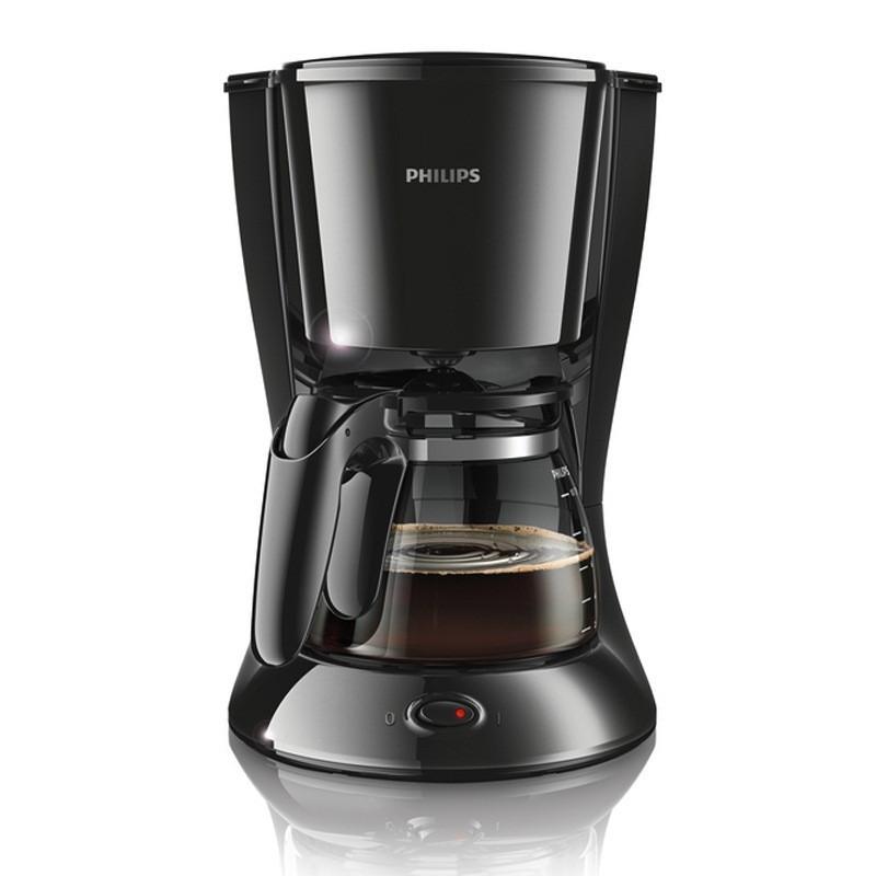 飞利浦 HD7447/20 滴漏式咖啡机 1.2升 黑色