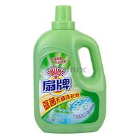 扇牌 除菌无磷洗衣液 瓶装 3kg