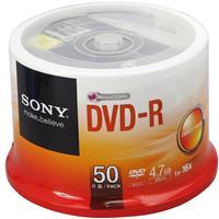 索尼 SONY DVD-R (50P) 刻录盘