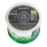 索尼 SONY DVD+R (50P) 刻录盘 单位:桶
