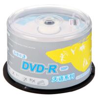 清華紫光 天語系列 DVD-R (50P) 刻錄盤 單位:桶