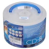 飛利浦 CD-R (50P) 刻錄盤 單位:桶
