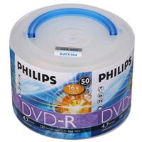 飞利浦 DVD-R (50P) 刻录盘 单位?#21644;? class=
