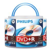 飞利浦 DVD+R (50P) 刻录盘 单位:桶