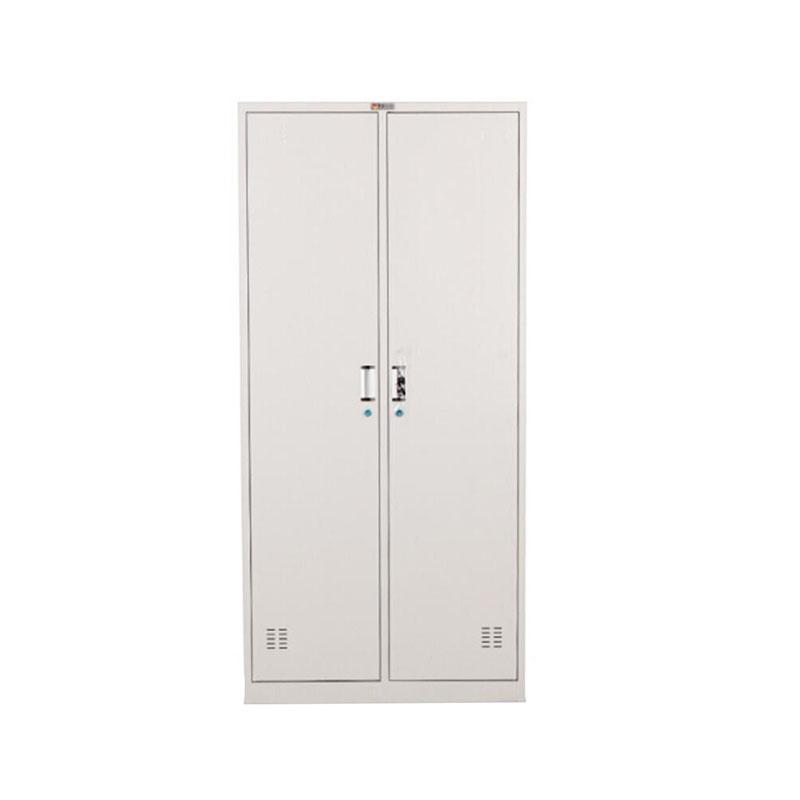 钱柜 二门 铁皮更衣柜 白色 单位:个