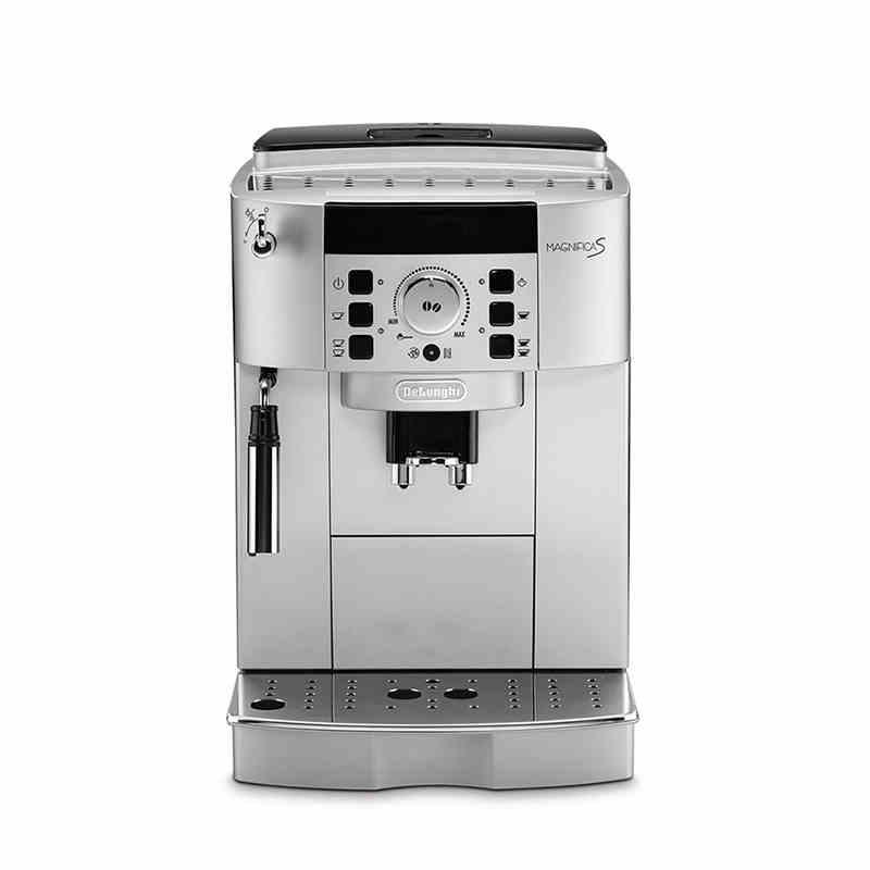 意大利德龙 ECAM22.110.SB 咖啡机家用全自动咖啡机 1.8升 银灰色