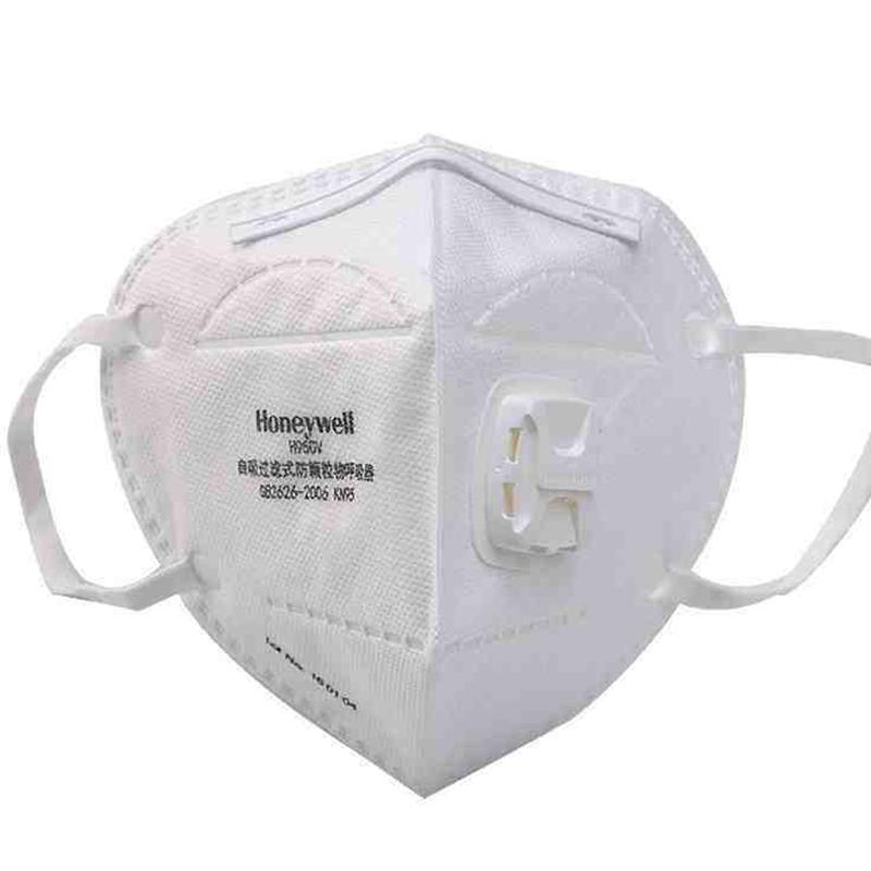 霍尼韦尔 H950V 防霾口罩 白