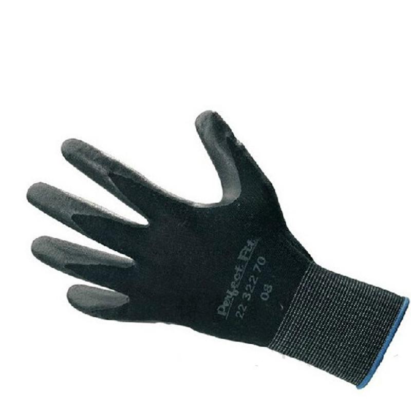 霍尼韦尔 2232270 耐油防滑劳保手套 黑