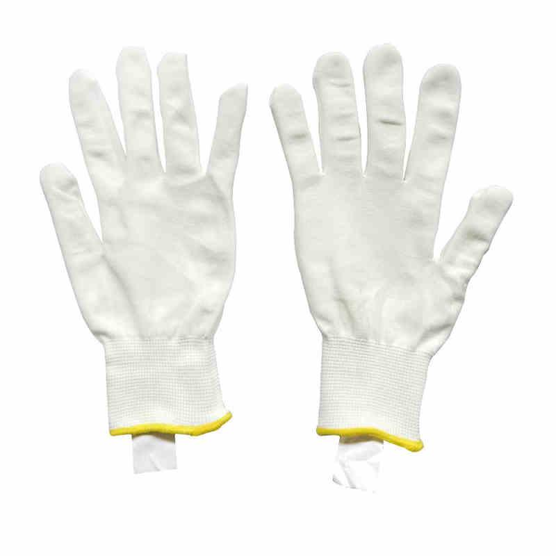 霍尼韦尔 2132201-09 涤纶基础防护劳保手套 白