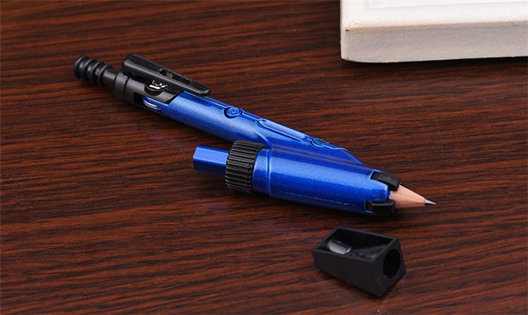 kutsuwa sp100bl 带笔芯圆规 蓝