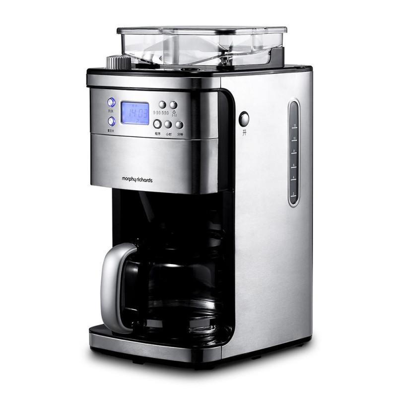 摩飞 MR4266 不锈钢全自动美式咖啡机