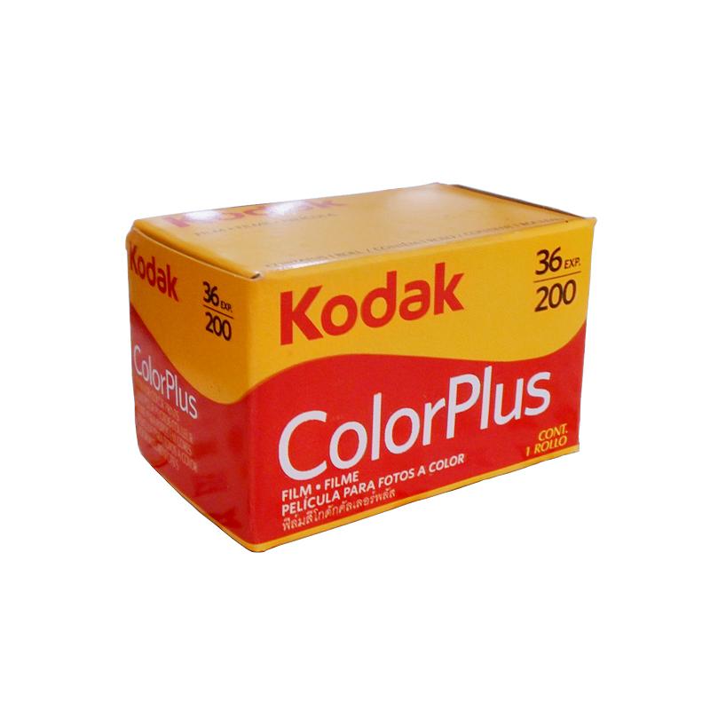 柯达 colorplus200 135彩色胶卷/负片 2017.10