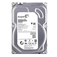 希捷 ST3000DM001 3TB 7200转64M SATA3 台式机硬盘