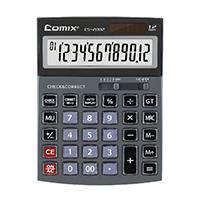 齐心外销 CS-2802 桌面计算器12位