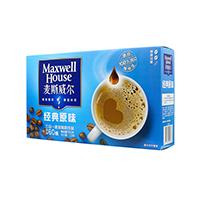 麦斯威尔 原味速溶咖啡60条 780克1盒