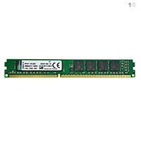 金士顿 KVR16N11S8-4-SPBK DDR3 1600 台式机内存 4GB 绿色