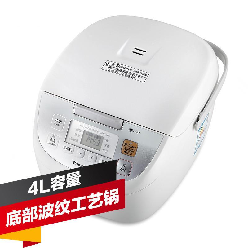松下 SR-DG153 4L智能远红外涂层电饭煲电饭锅