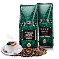 吉意欧 哥伦比亚咖啡豆500克