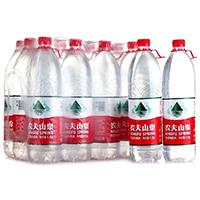 农夫山泉 矿泉水1.5L 12瓶1箱