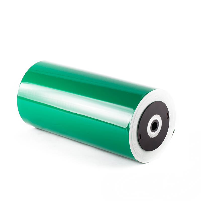 桥兴 QX-GR250 20m*250mm标签纸 绿色 适用于D320 TSC-384MT B-852