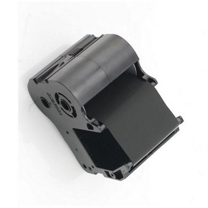 硕方 SP-R1301B 130m*6cm/盘标牌机色带 黑色 适用SP-350、SP-650