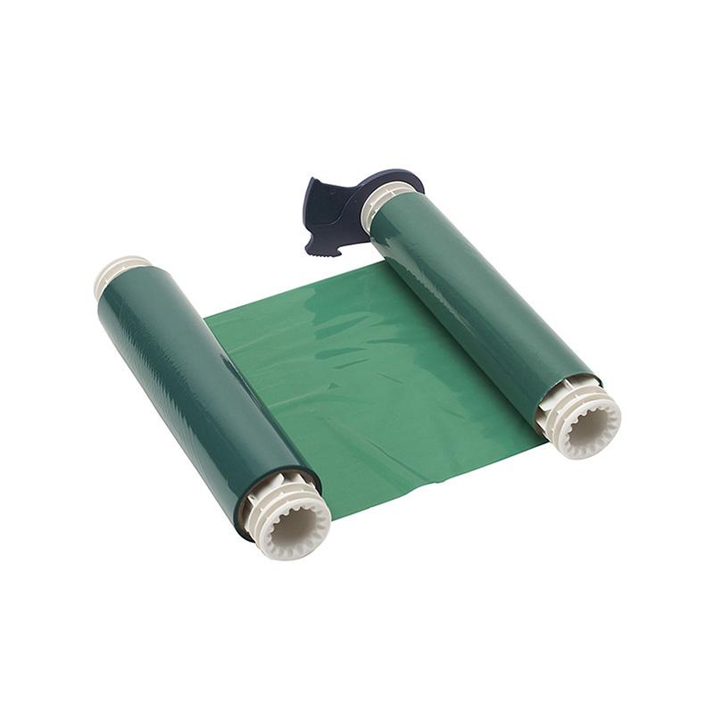 贝迪 13516(5A516) 8.8寸60.96米 色带 绿色(单位:盒)
