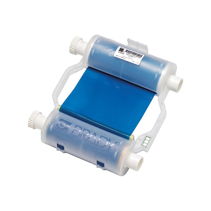 贝迪 118085 4.33quot;X200#039; 色带 蓝色(单位:个)