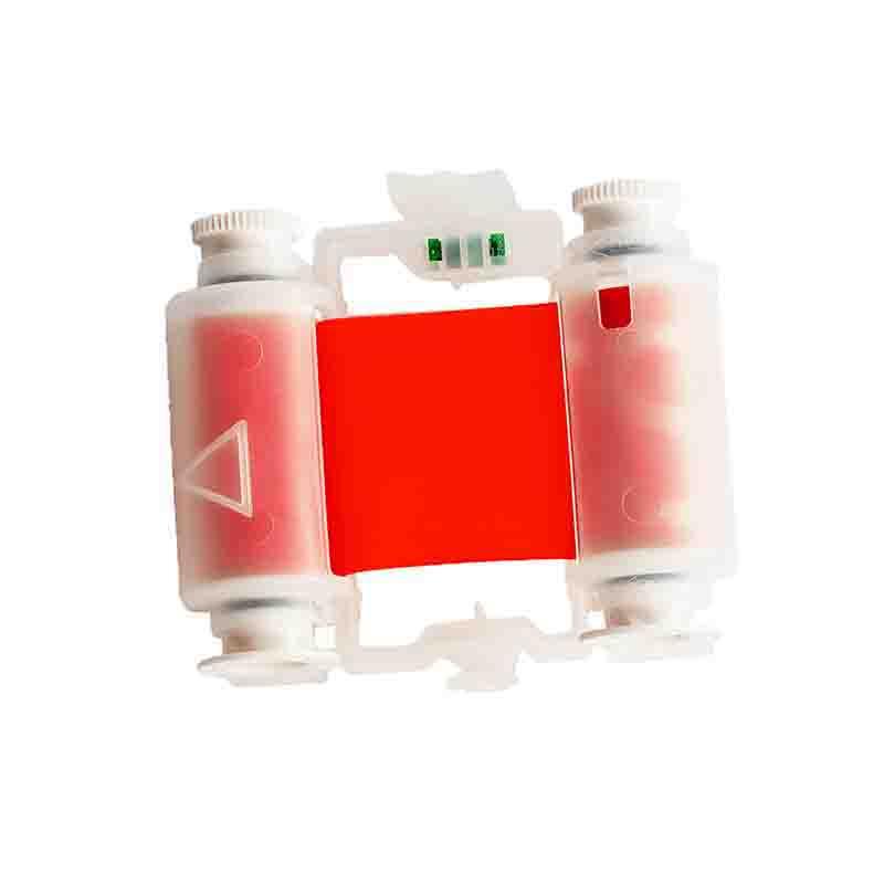 贝迪 114551 2quot;X150#039; 色带 红色(单位:个)