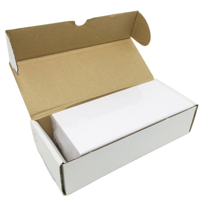 伟文 KPG86-54B[C]/H 85.6mm*54mm 500片/盒 标签色带 白色 (单位:盒)