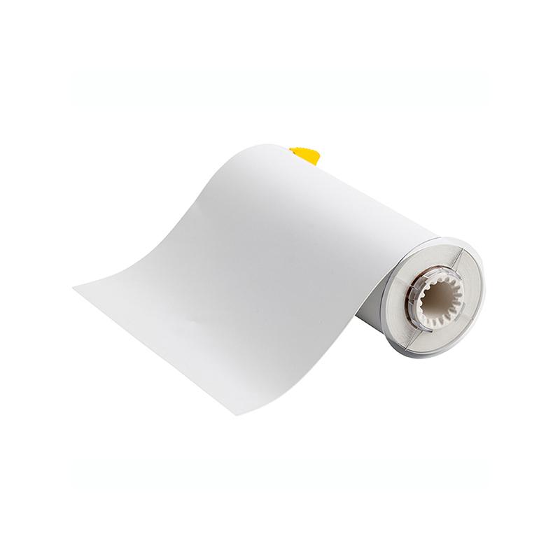 贝迪 B85-250X15-595-WT/B595 10quot;x50#039; 打印胶带 白色 适用机型:BBP85(单位:卷)