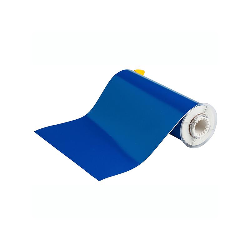 贝迪 B85-250X15-595-BL/B595 10quot;x50#039; 打印胶带 蓝色 适用机型:BBP85(单位:卷)