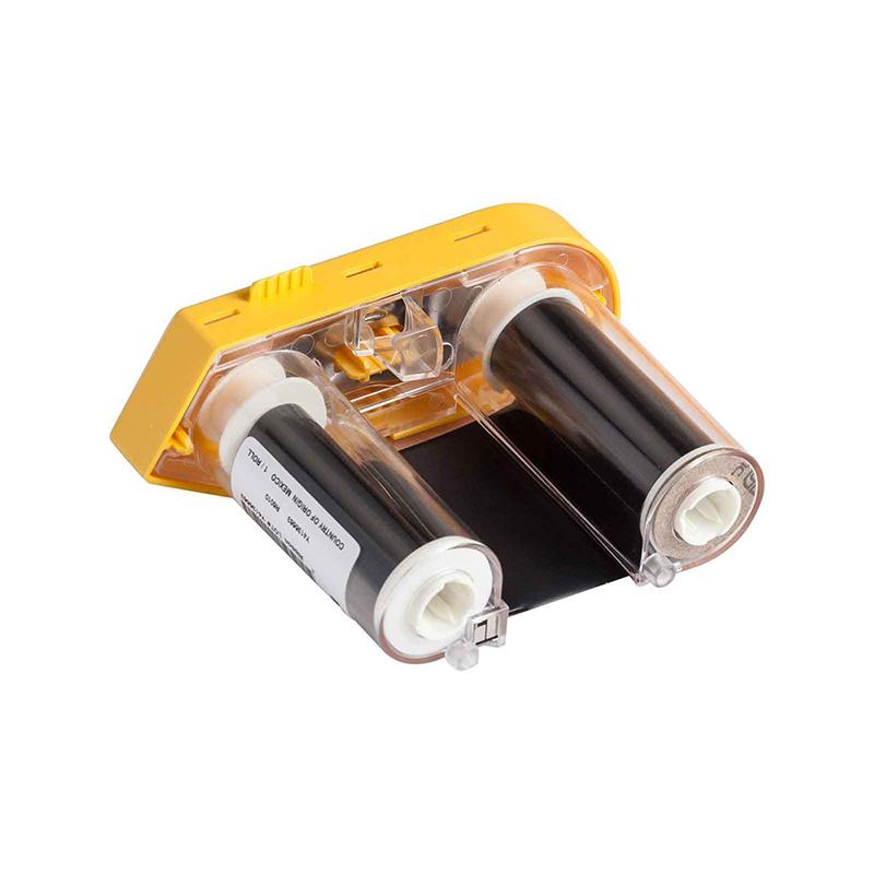 贝迪 R6010 2.000quot;X75#039; 碳带 黑色 (单位:卷)