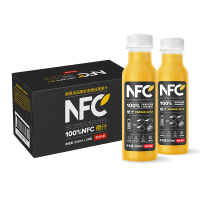 农夫山泉 NFC100%橙汁 300ml*24 单位:箱