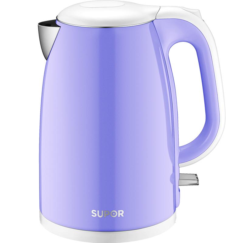 苏泊尔 SWF15E19A 家用电热水壶 1.5L(单位:个)