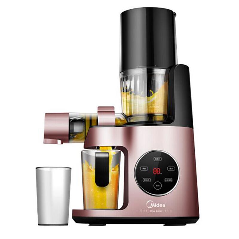 美的 JS2003A 双段压榨原汁机 粉色(单位:台)