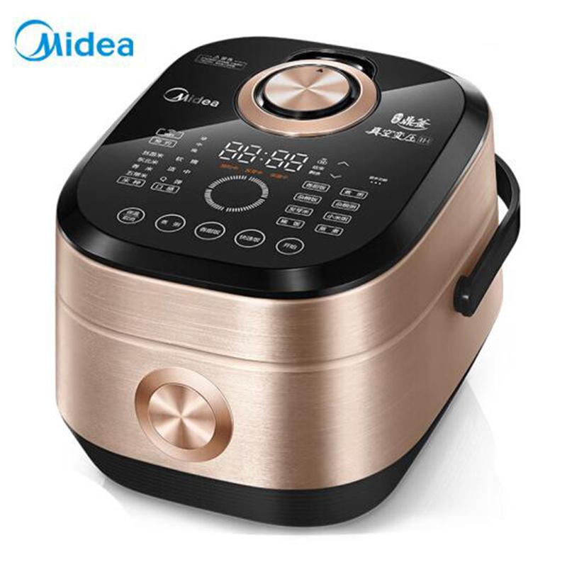 美的 MB-PFZ4003 3.5L WiFi操控多段IH电磁加热电饭煲 金色(单位:台)