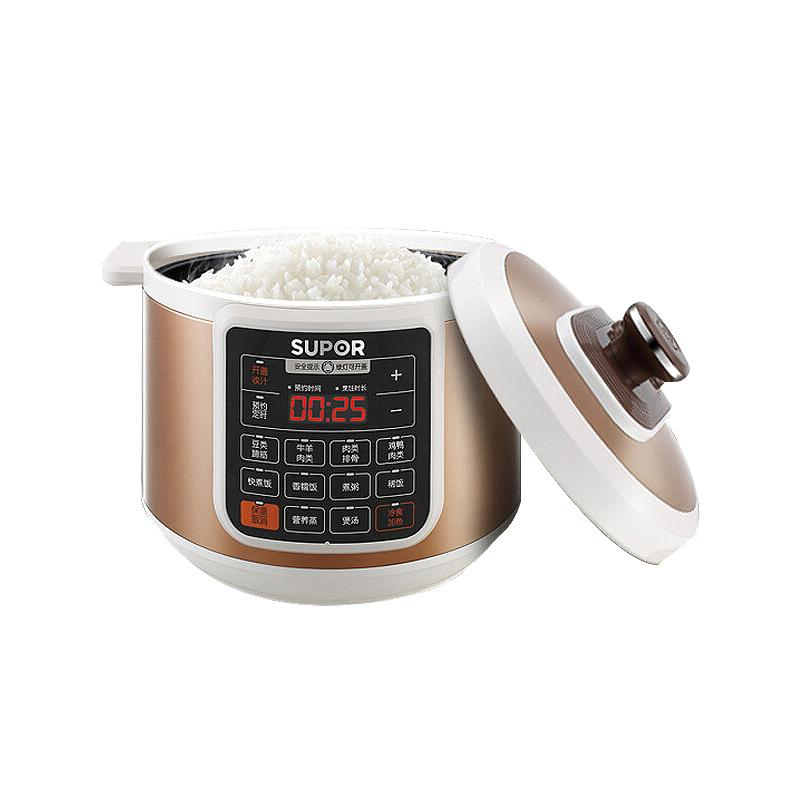 苏泊尔 CYSB50YC10D-100 美味电压力锅 (单位:台)