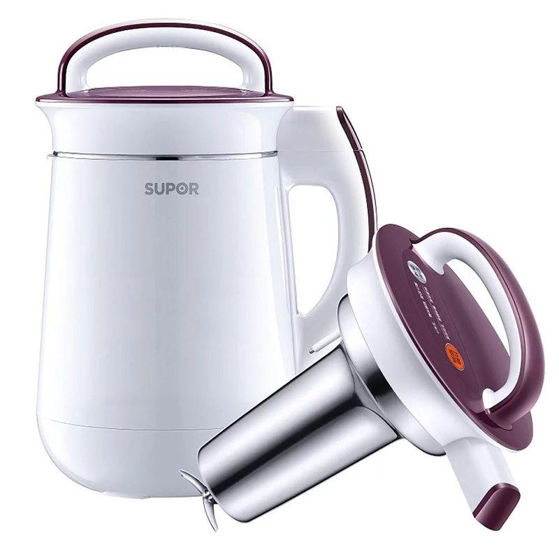 苏泊尔 DJ13B-P80 1.3L 多功能豆浆机 紫红色 (单位:台)