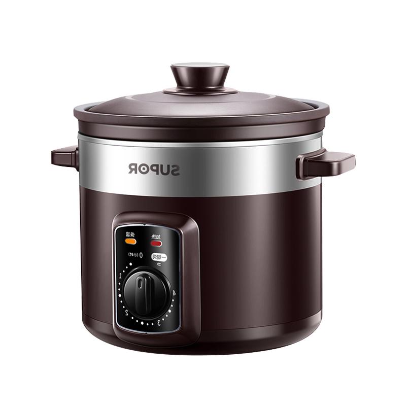 苏泊尔 DG40YK6 4升 土陶瓦罐汤系列电炖锅 (单位:台)