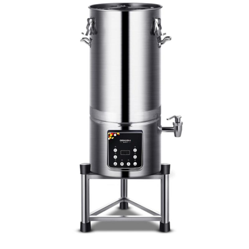 德玛仕 HY250B-E25 多功能商用豆浆机 不锈钢色 (单位:台)