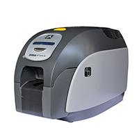 斑马 ZXP Series3 证卡打印机 双面 黑色