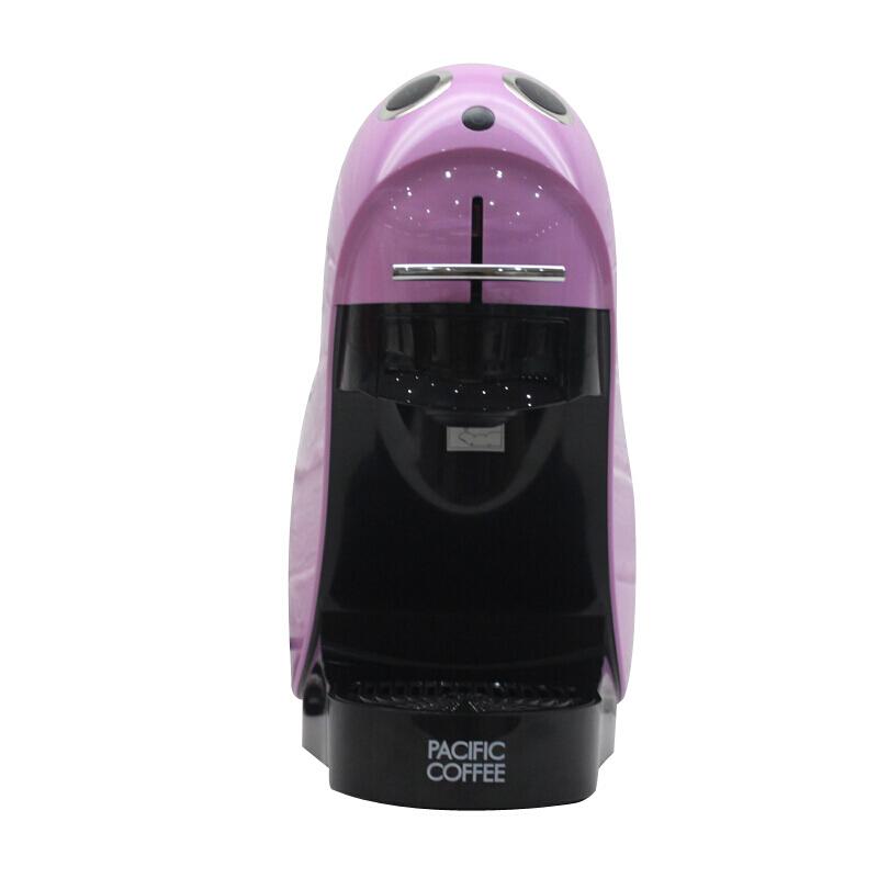 太平洋咖啡 萌萌 胶囊咖啡机 紫色 (单位:台)