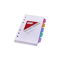 前通 W10-7 多用手册活页本替芯 7寸 130页 配