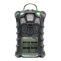 梅思安 天鹰可燃气气体检测仪 10118137 工业版,带跌倒报警 单位:台