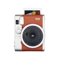 富士(FUJIFILM) instax mini90 趣奇(checky)优雅复古相机 银棕色